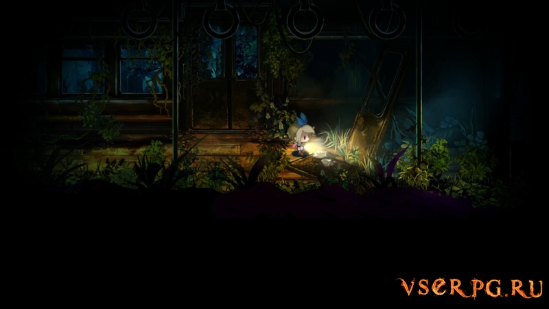 Yomawari: Midnight Shadows screen 2