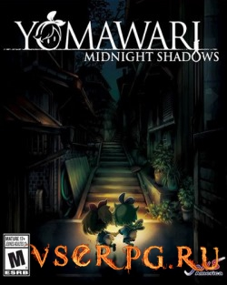 Постер игры Yomawari: Midnight Shadows