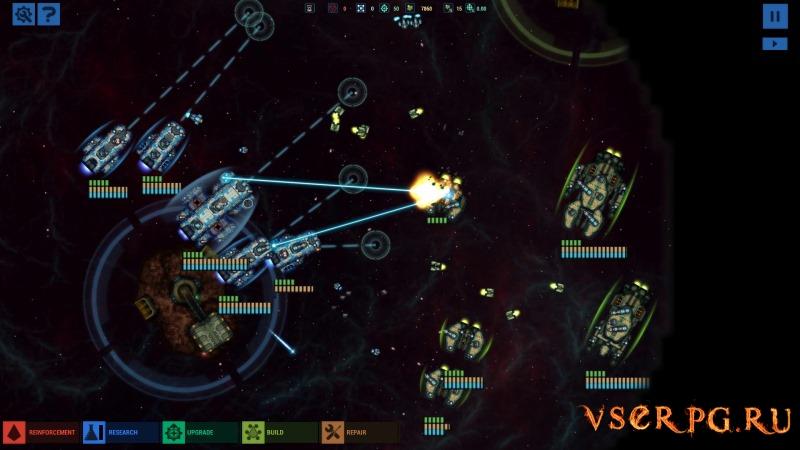 Battlevoid Sector Siege screen 1