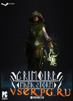 Постер игры Grimoire: Manastorm