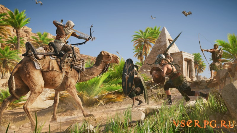 Assassin's Creed Origins screen 3