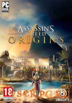 Постер игры Assassin's Creed Origins