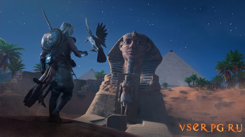 Assassin's Creed Origins screen 1