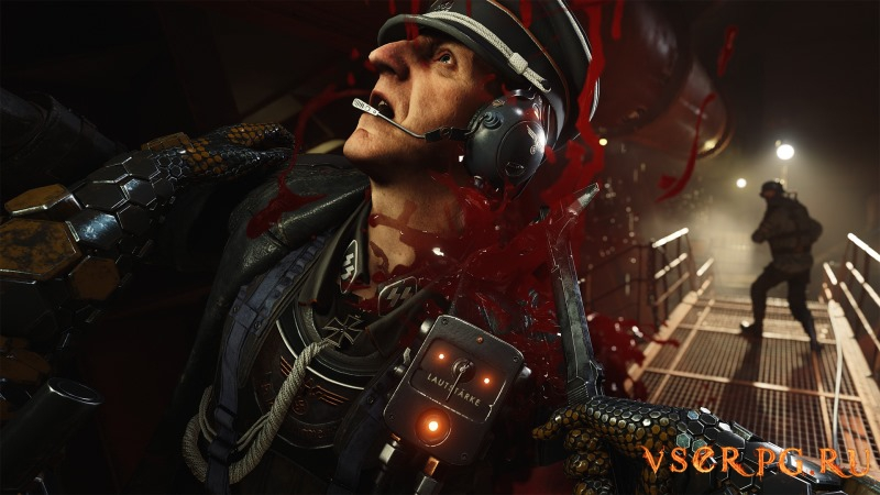 Wolfenstein 2 The New Colossus screen 3