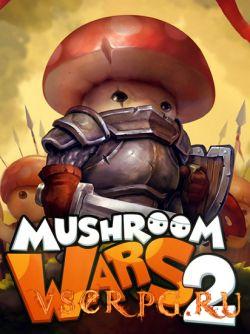 Постер игры Mushroom Wars 2