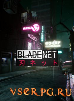 Постер игры BLADENET