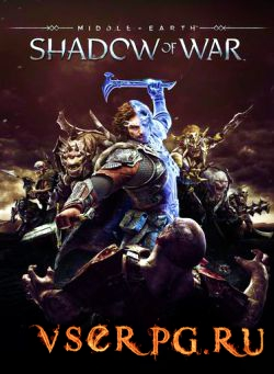 Постер игры Middle-earth Shadow of War GOLD