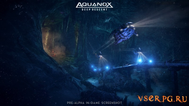 Aquanox Deep Descent screen 2