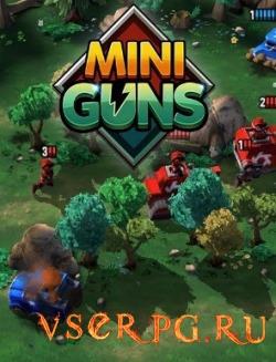 Постер игры Mini Guns