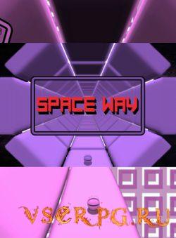 Постер игры Space Way