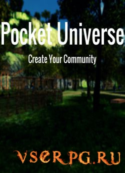Постер игры Pocket Universe Create Your Community