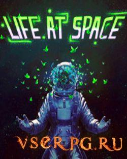 Постер игры Life At Space