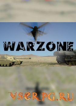 Постер игры WARZONE