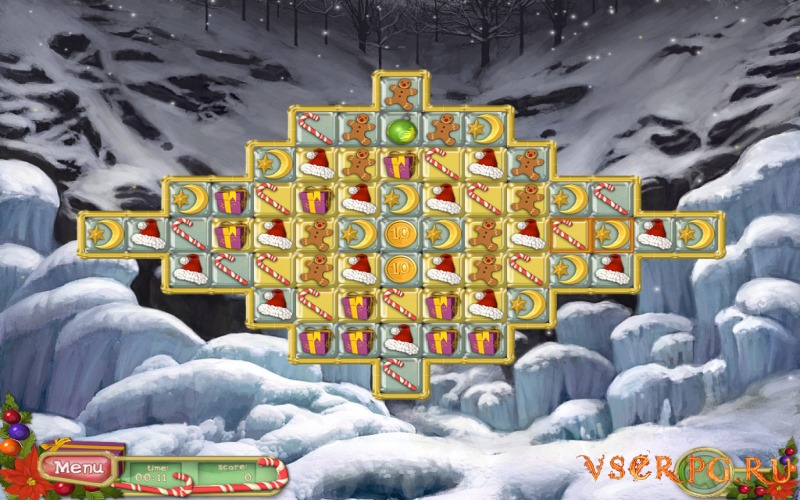 Christmas Puzzle 3 screen 3