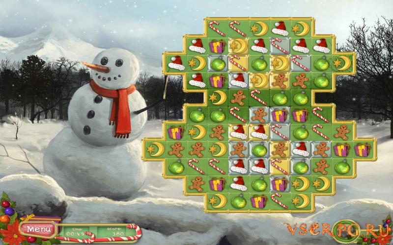 Christmas Puzzle 3 screen 2