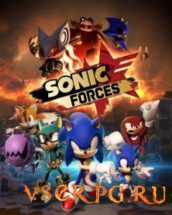 Постер игры Sonic Forces