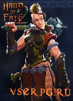 Постер игры Hand of Fate 2