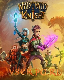 Постер игры Willy-Nilly Knight