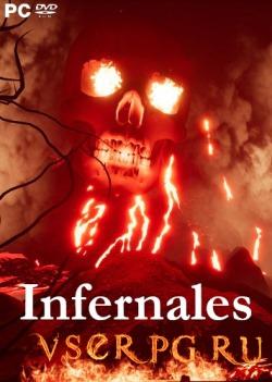 Постер игры Infernales (2017)