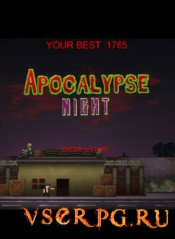 Постер игры Apocalypse Night