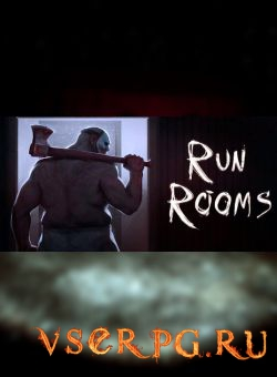 Постер игры RUN ROOMS