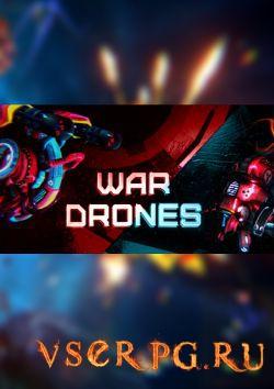 Постер игры WAR DRONES