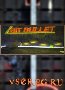 Постер игры Bit Bullet
