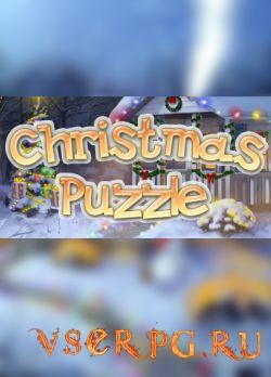 Постер игры Christmas Puzzle 3