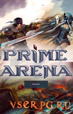 Постер игры Prime Arena