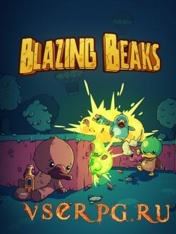 Постер игры Blazing Beaks