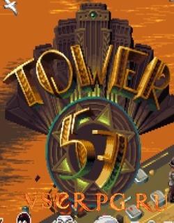Постер игры Tower 57