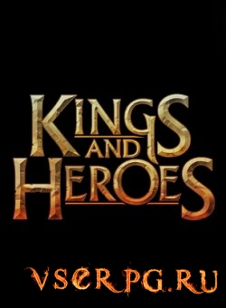 Постер игры Kings and Heroes