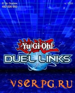 Постер игры Yu-Gi-Oh Duel Links