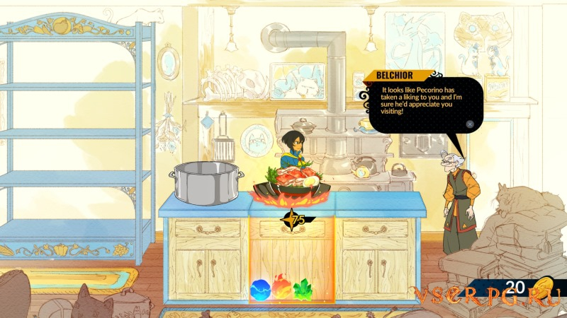 Battle Chef Brigade screen 3