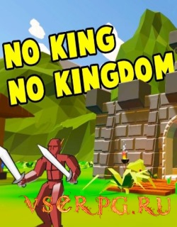 Постер игры No King No Kingdom