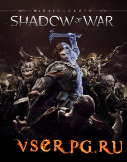 Постер игры Middle-earth Shadow of War - Slaughter Tribe Nemesis Expansion