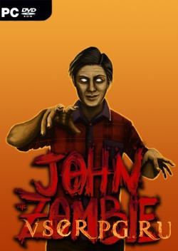 Постер игры John The Zombie