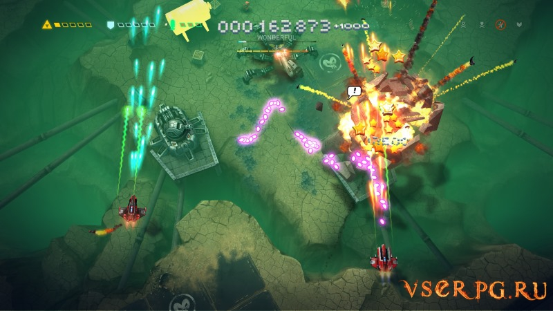 Sky Force Reloaded screen 2