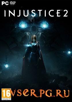 Постер игры Injustice 2