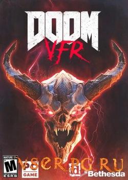 Постер игры DOOM VFR