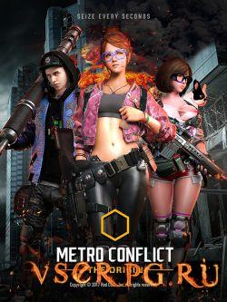 Постер игры METRO CONFLICT THE ORIGIN