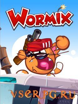 Постер игры Wormix