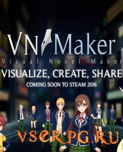 Visual Novel Maker