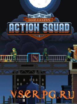 Постер игры Door Kickers Action Squad