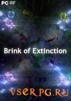 Постер игры Brink of Extinction
