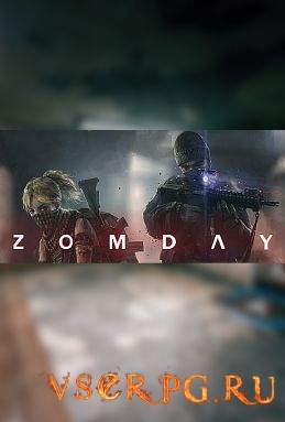 Постер игры ZomDay