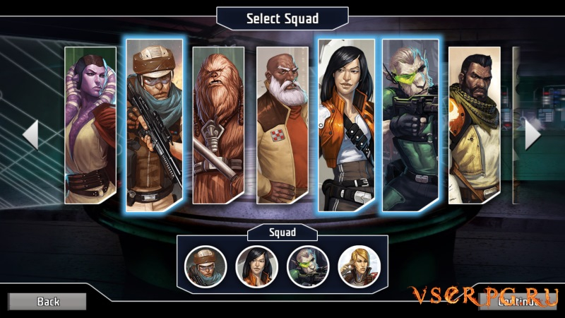 Star Wars Imperial Assault - Legends of the Alliance screen 1