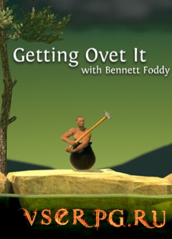 Постер игры Getting Over It with Bennett Foddy