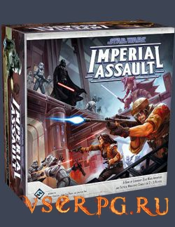 Постер игры Star Wars Imperial Assault - Legends of the Alliance
