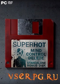 Постер игры SUPERHOT MIND CONTROL DELETE